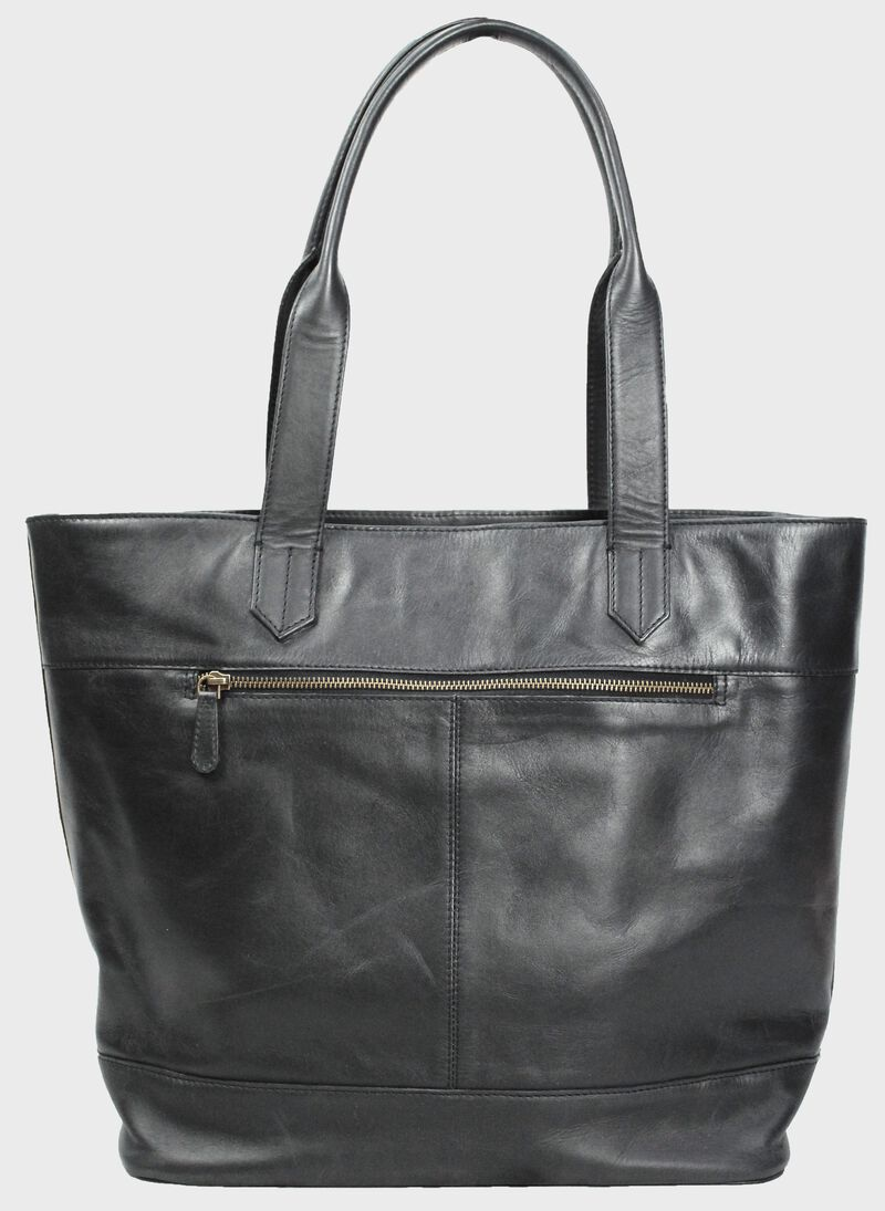 Women's Collection Baseball Stitch Large Tote Bag