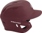 Right side of a matte maroon MACH helmet image number null