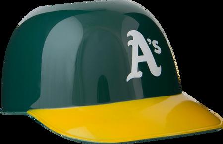MLB Oakland Athletics Snack Size Helmets