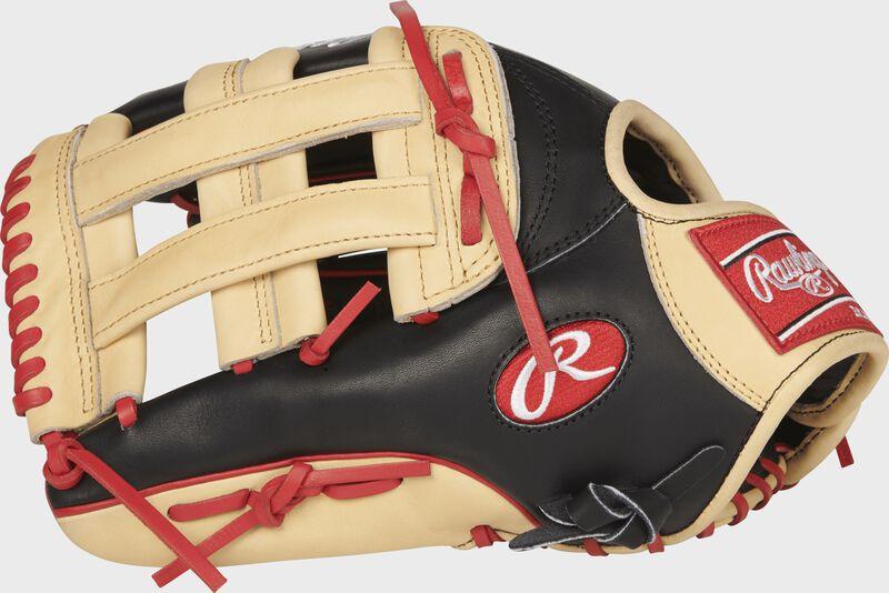 12.75-Inch Rawlings R2G Outfield Glove   Bryce Harper Pattern