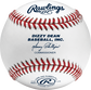 RDZY1 Dizzy Dean youth competition grade baseball with raised seams image number null