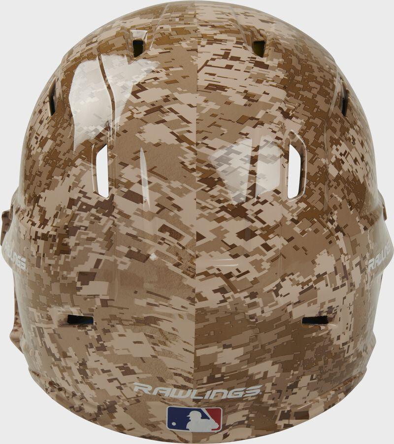 Mach EXT Digi Camo Hydro Dipped Helmet   Right Handed Batter