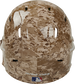 Mach EXT Digi Camo Hydro Dipped Helmet   Right Handed Batter image number null