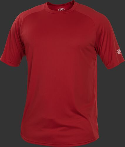 RTT Scarlet Adult crew neck short sleeve jersey