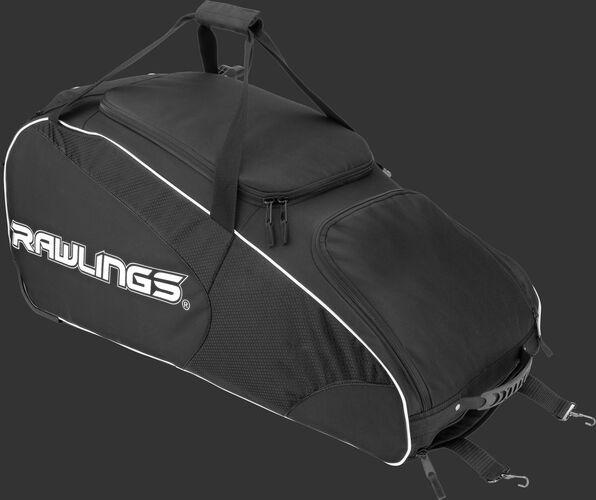 Workhorse Wheeled Bag Black