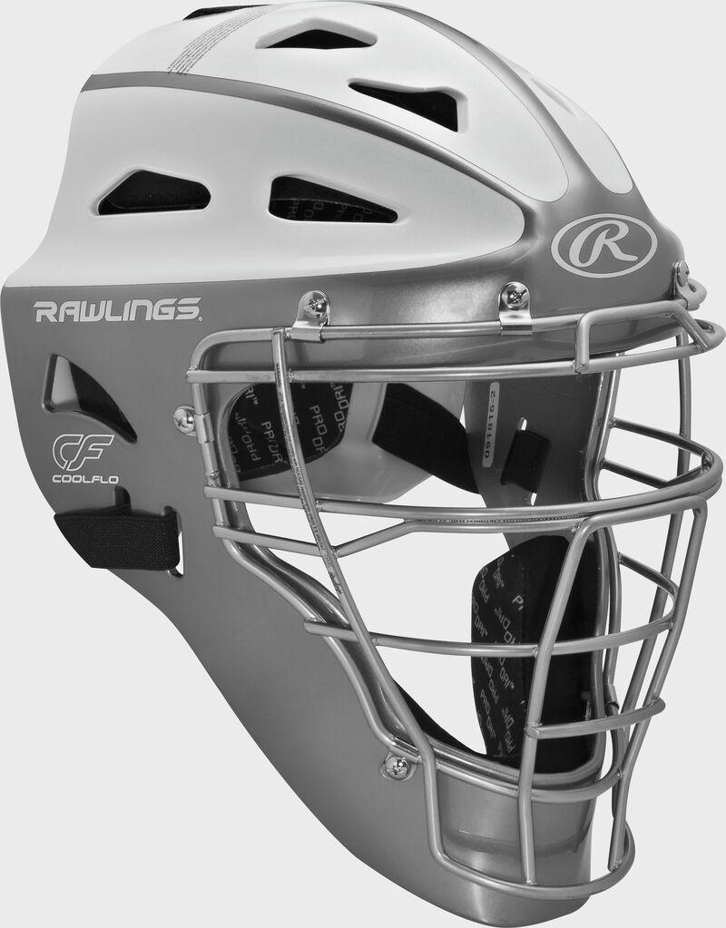 Velo Softball Catchers Helmet   Adult & Youth