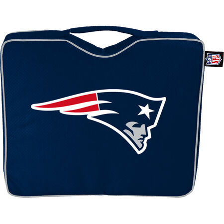 NFL New England Patriots Bleacher Cushion