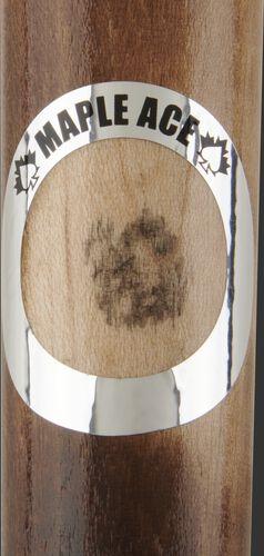 Pro Ink Dot on a Maple Big Stick Elite baseball bat - SKU: 243RMF