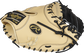 Thumb of a camel Speed Shell Heart of the Hide ColorSync 5.0 34-inch catcher's mitt with a black 1-piece solid web - SKU: PROCM43CBG image number null