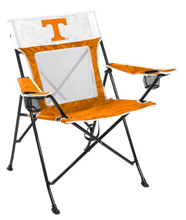 NCAA Tennessee Volunteers Game Changer chair with the team logo
