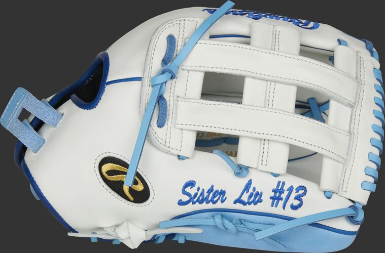 "Liberty Advanced 13"" Custom Softball Glove"