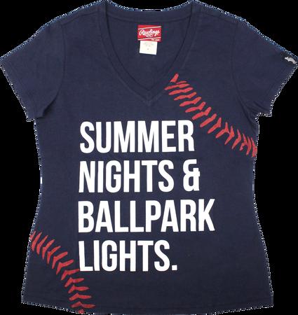 Women's Summer Nights T-Shirt