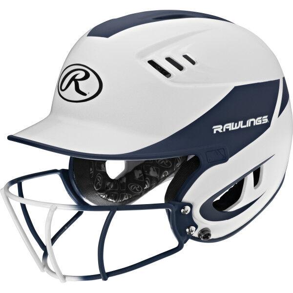 Velo Junior Batting Helmet Navy