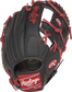 Select Pro Lite 11.5 in Francisco Lindor Youth Infield Glove image number null