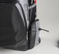 Left side compartment on a Rawlings R1000 Gold Glove backpack image number null
