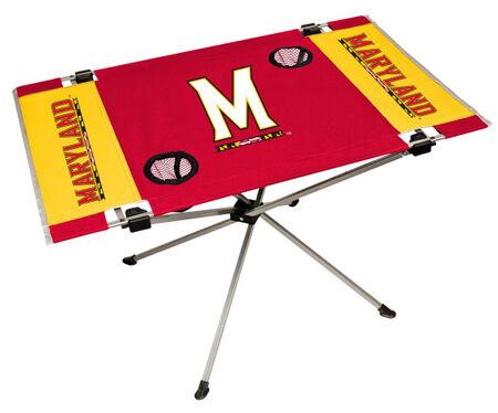 NCAA Maryland Terrapins Endzone Table