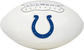 White NFL Indianapolis Colts Football With Team Logo SKU #06541070811 image number null