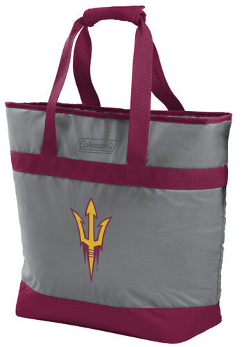 Rawlings Arizona State Sun Devils 30 Can Tote Cooler In Team Colors With Team Logo On Front SKU #07883001111