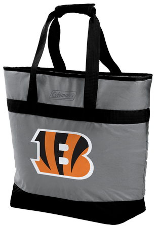 NFL Cincinnati Bengals 30 Can Tote Cooler
