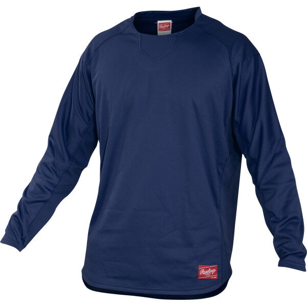 Adult Long Sleeve Shirt Navy