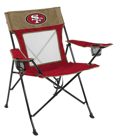 NFL San Francisco 49ers Game Changer Chair