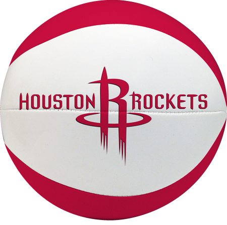 NBA Houston Rockets Softee Basketball