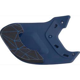 Mach EXT Batting Helmet Extension For Left-Handed Batter Navy