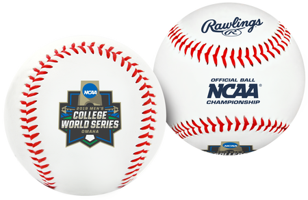 2019 NCAA College World Series Replica Baseball