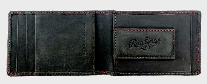 High Grade Debossed Front Pocket Wallet