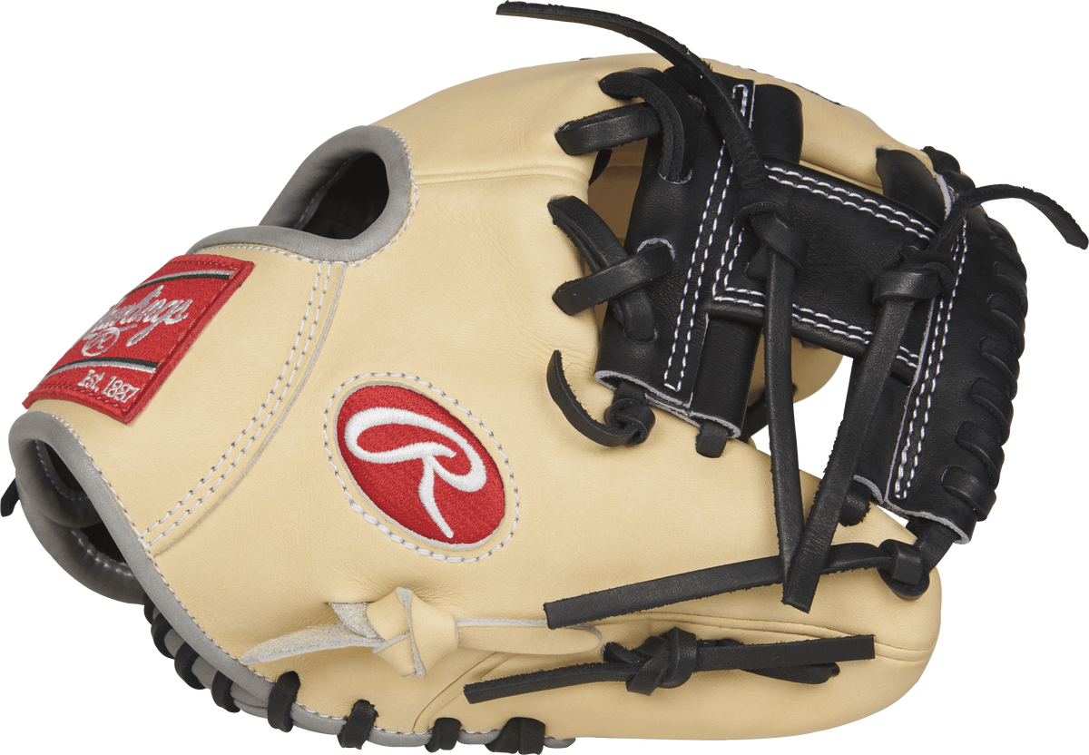 """Rawlings Heart of the hide 9.5/"""" formation gant main droite lance Horween Leather PRO200TR-2HT"""
