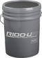 R100UP1BUCK24 Gray bucket for Ultimate Practice high school baseballs image number null