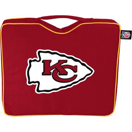 NFL Kansas City Chiefs Bleacher Cushion