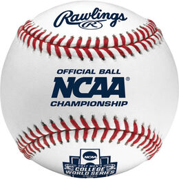Official 2018 NCAA Championship Baseball
