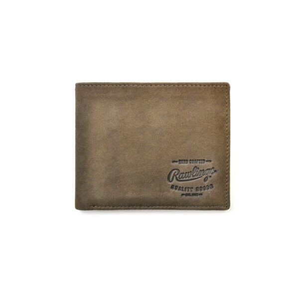 Double Steal Bi-Fold Wallet