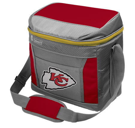 NFL Kansas City Chiefs 16 Can Cooler