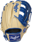 PROKB17-6CR 12.25-inch Heart of the Hide ColorSync H-web infield glove in a Kris Bryant pattern with a camel back image number null