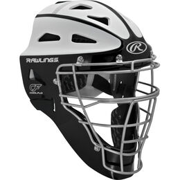 Velo Adult Softball Catchers Helmet