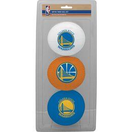 NBA Golden State Warriors Three-Point Softee Basketball Set