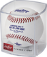 A 2021 MLB All-Star Game baseball in a clear display cube - SKU: EA-ASBB21CR-R image number null