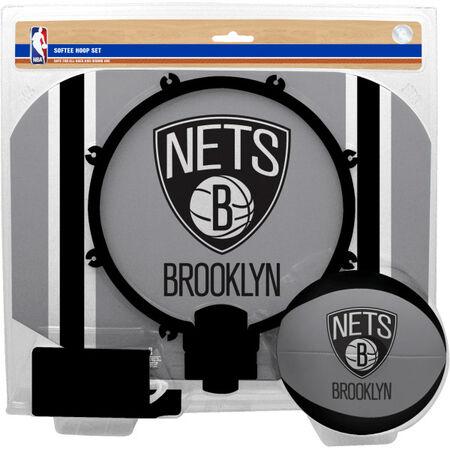 NBA Brooklyn Nets Hoop Set
