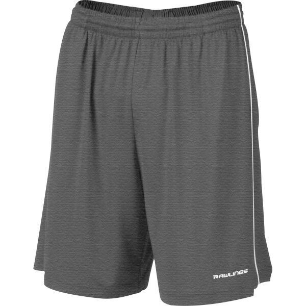 Youth Relaxed Fit Shorts Athletic Gray