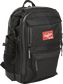 Front angle of a Rawling's CEO coach's backpack with a red Rawlings patch - SKU: CEOBP-B image number null