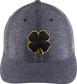 Rawlings Black Clover Gold Glove Fitted Hat image number null