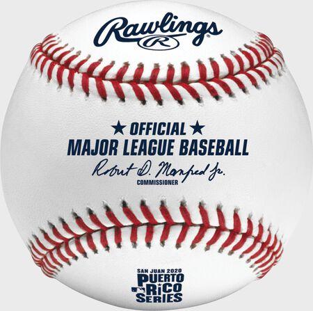 MLB 2020 Puerto Rico Series Baseball