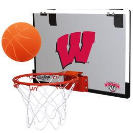 NCAA Wisconsin Badgers Hoop Set