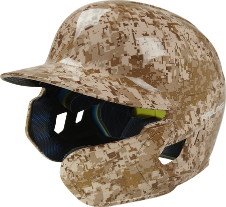 Mach EXT Digi Camo Hydro Dipped Helmet | Right Handed Batter