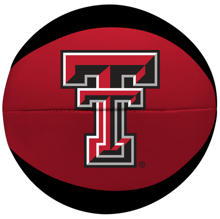 NBA Texas Tech Red Raiders Softee Basketball