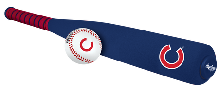 MLB Chicago Cubs Foam Bat and Ball Set