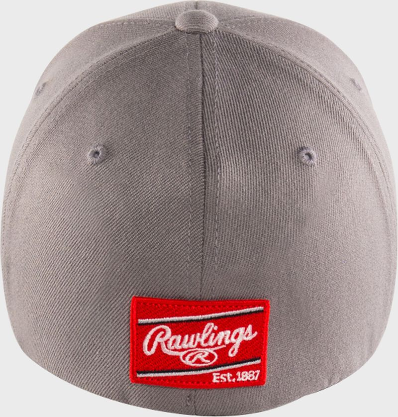 Rawlings Black Clover Authentic Fitted Hat