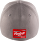 Rawlings Black Clover Authentic Fitted Hat image number null